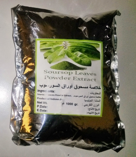 Soursop Leaves Powder Extract Kuwait